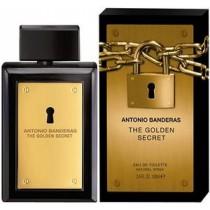Antonio Banderas - Golden Secret(набор: т/в 50мл + дезодорант 150мл)