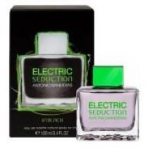 Antonio Banderas Electric Seduction In Black, 100 ml