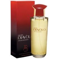 Antonio Banderas - Diavolo Men(набор: т/в 100мл + дезодорант 150мл  мл)